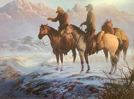 chuck dehaan high plains drifter