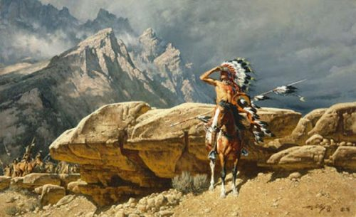 frank mccarthy from the rim