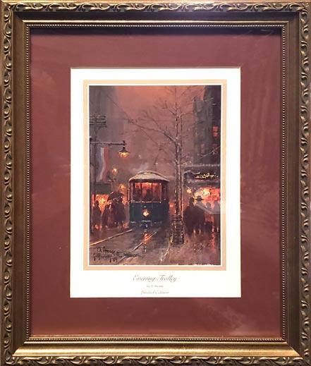 g harvey evening trolley