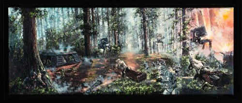 rodel gonzalez battle on the forest moon