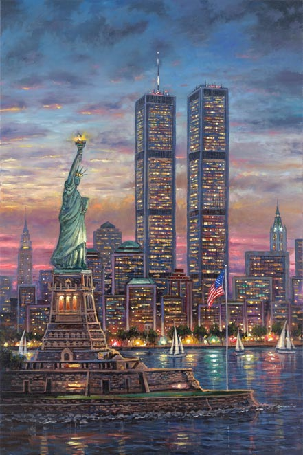 robert finale never forget twin towers