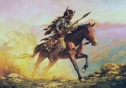 chuck ren spirit of the plains