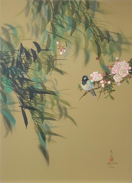 david lee spring blossom